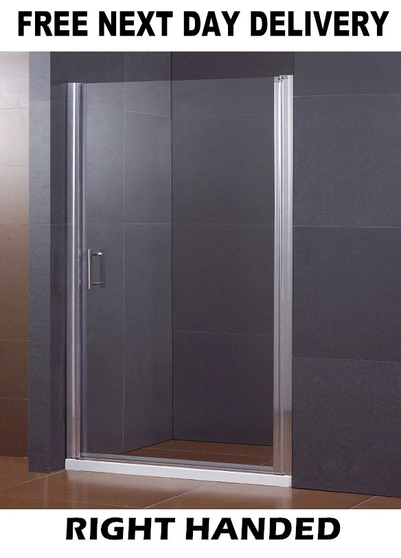 Bifold Pivot Walk In Wet Room Sliding Shower Door